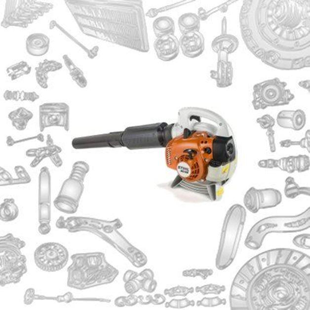 Immagine per la categoria Ricambi Soffiatore BG 66  C-E D Stihl