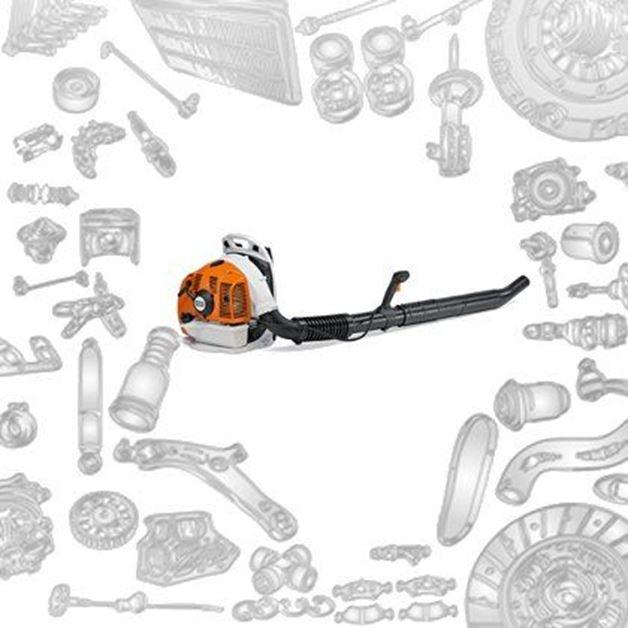 Immagine per la categoria Ricambi Soffiatore BR 430 Stihl