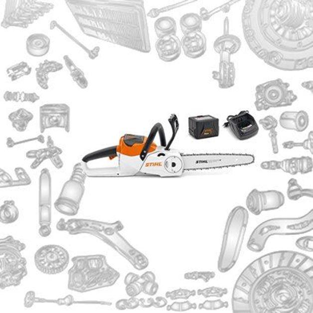 Immagine per la categoria Ricambi motosega a batteria Msa 120 Stihl