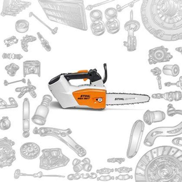 Immagine per la categoria Ricambi motosega a batteria Msa 160 T Stihl