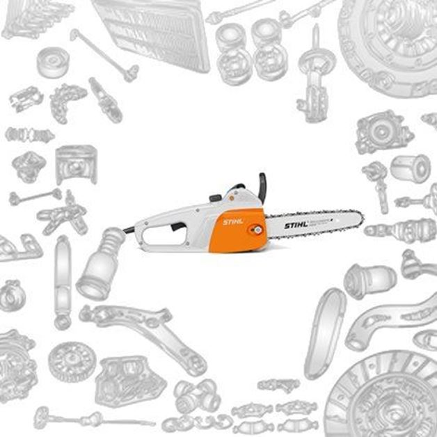 Immagine per la categoria Ricambi elettrosega Mse 141 Stihl