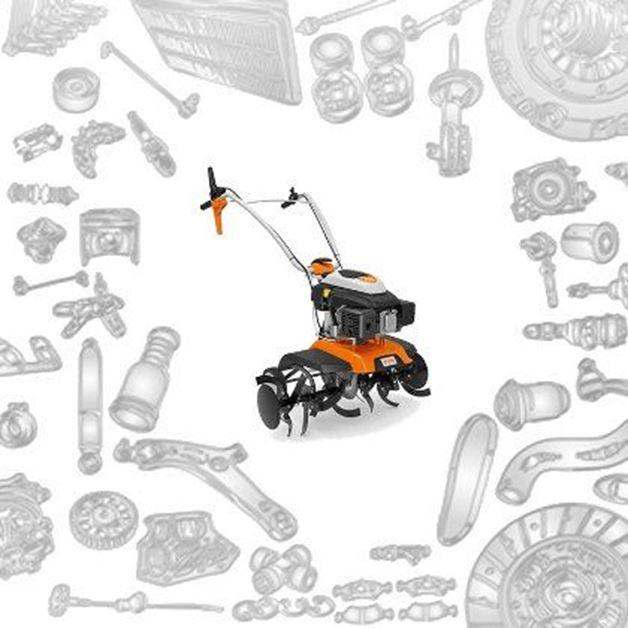 Immagine per la categoria Ricambi Motozappa MH 585 Stihl