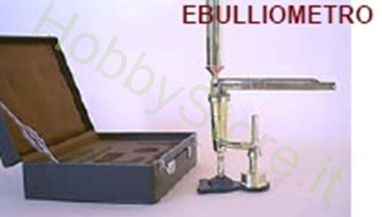 Picture of Ebulliometro professionale