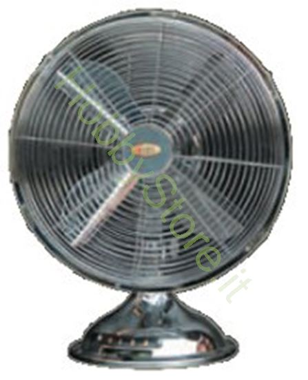 Picture of Ventilatore Cromato Old-Style ft30f