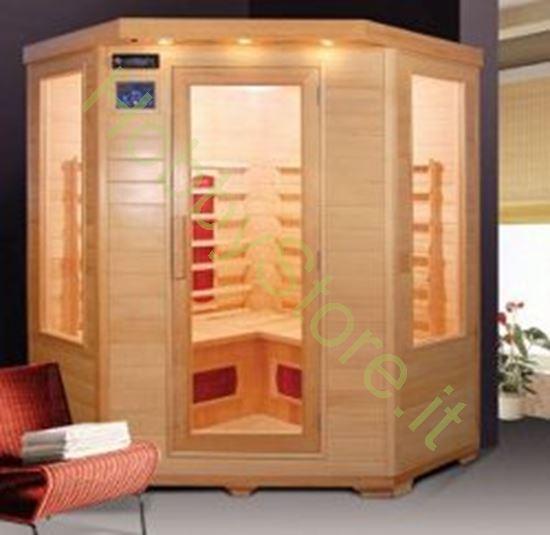 Picture of Sauna a raggi infrarossi Corner