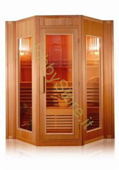 Picture of Sauna tradizionale/finlandese Five
