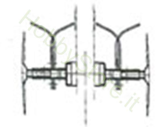 Picture of Kit Frese da 300 mmPer PX31 e PX32
