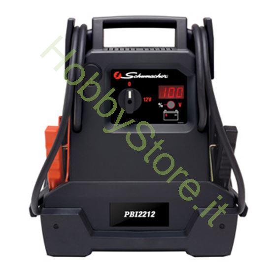 Picture of Avviatore portatile professionale PBI2212 Schumacher