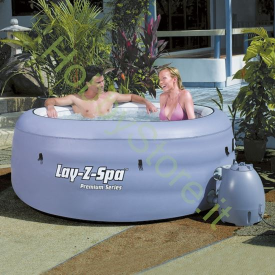 Picture of Piscina idromassaggio Gonfiabile Lay z spa  206 x 71h cm