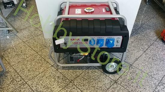 Picture of Generatore di corrente Kama 6.0 kVA