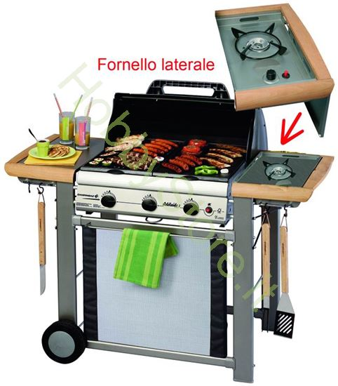 Picture of Barbecues a Gas Adelaide 3l Dlx 16kw
