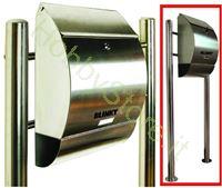Immagine di Cassetta postale dim.  33x15x49h cm