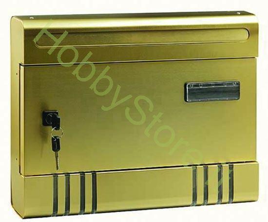Picture of Cassetta postale dim. 36,5x6x29h cm