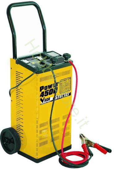 Picture of Caricabatterie Vigor Power 4500 C/Ruote