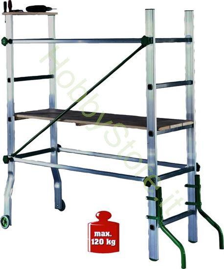 Picture of Trabattelli Alluminio Facal Tano Sez.65x25