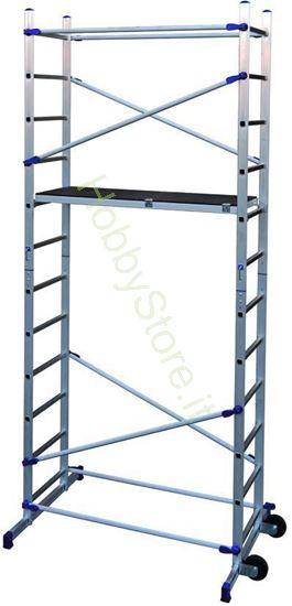 Picture of Trabattelli Alluminio Facal Pinna-Clic