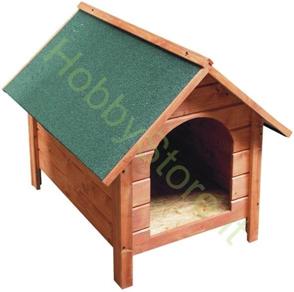 Casette per cani legno blinky mod ginestra piccola a 123 for Casette in legno per cani grandi
