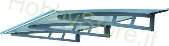 Picture of Pensilina Alluminio Blinky Iris cm. 95x190