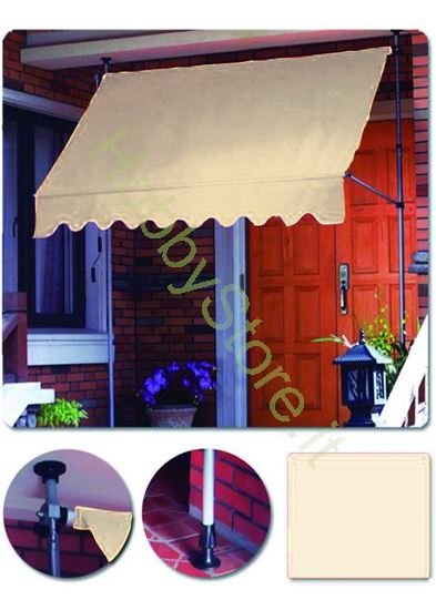 Picture of Tenda Da Sole Blinky Autoportante Beige mt.2,5x1,5