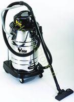 Immagine di Bidone Vigor Vba-50 litri Inox watt 1200
