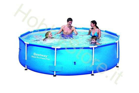 Picture of Piscina Steel Pro Frame, Cm. 305x76 S/pompa