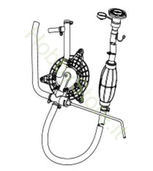 Picture of Kit pompa di spinta e riempimento per M 1200