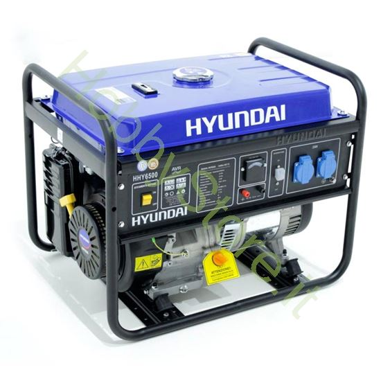 Picture of Generatore Hyundai hy6500ES 5,5 kW
