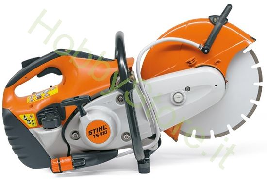 Picture of Mototroncatore Stihl TS 410 professionale