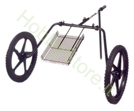 Picture of Carrello per aspiratore v1200s