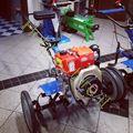 Motozappa Sep 113 motore Kama