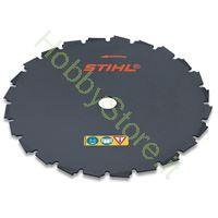 Immagine di Sega circolare Stihl denti a sgorbia Ø 200 mm foro centrale Ø 25 mm