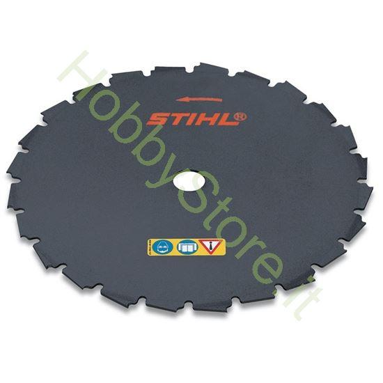 Picture of Sega circolare Stihl denti a sgorbia Ø 200 mm foro centrale Ø 25 mm