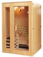 Sauna tradizionale finlandese PR-S03 per tre persone