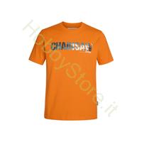 T-Shirt Stihl Motosega arancione