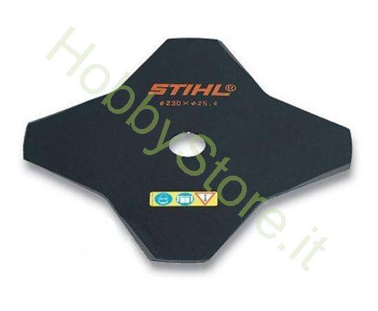 Disco Stihl 4 denti Ø 230 mm