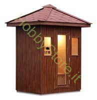 Sauna a raggi infrarossi PR-H03 da esterno