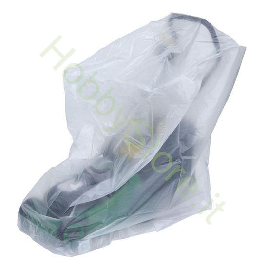 Protezione per rasaerba 63x56x114 cm Ribimex