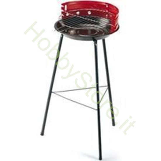 Barbecue Carbone Ompagrill d.32x67 h art. 3569