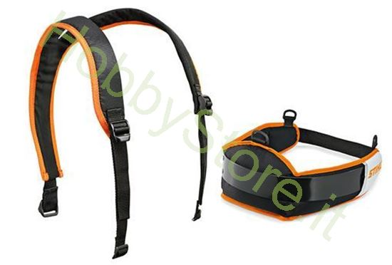 Cintura portabatteria con tracolla Stihl