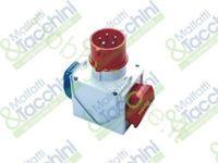 Immagine di Adattatore Cee Doppio Mix Cod. 126665
