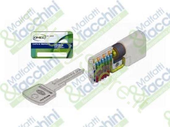 Picture of Cilin.Ovale Sicurezza 30X30=60 Cod. 241136