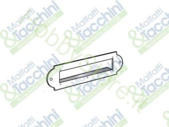 Picture of Coprifuga P/Placca Alluminio Cod. 132181