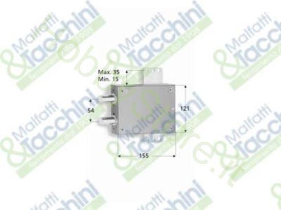 Picture of Deviatore Applicare 122 (5) Cod. 240163