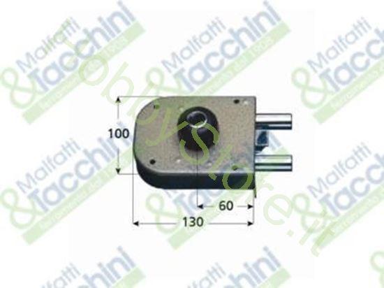 Picture of Serrat.Vern.E50 3 Ch.Cil.Mm.50 Cod. 257789