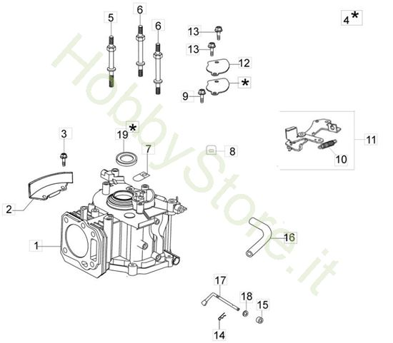 Picture of Cilindro e Basamento G 48 TK Comfort Plus Trazione