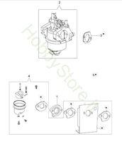 Immagine di Carburatore G 48 TK Comfort Plus Trazione