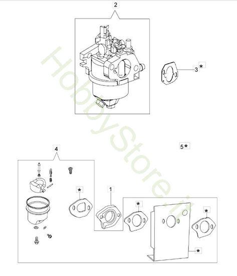 Picture of Carburatore G 48 TK Comfort Plus Trazione