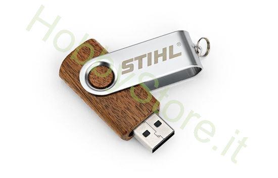 Penna USB in legno 16GB STIHL