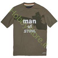 "T-Shirt ""Man of STIHL"""