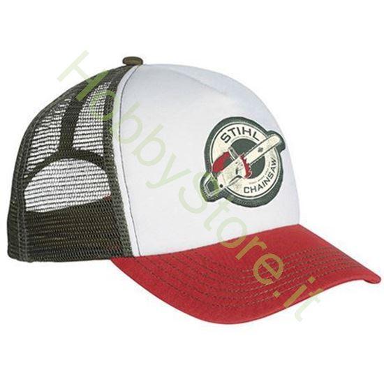 Cappellino Trucker CONTRA STIHL